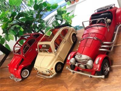 『ルパン三世』の愛車「ブリキアート ポップアップショップ」を西武池袋本店にて開催